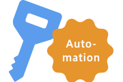 鍵の受取チェックアウトの自動化
